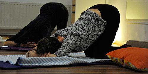 Yin-Yoga, Wohlfühlyoga - Annette Berg
